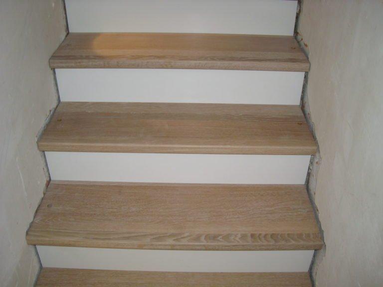 Recouvrement escalier